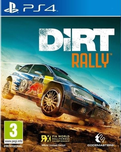 Dirt Rally [PS4 Digital]