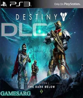 Destiny Expansion I: The Dark Below [PS3 Digital]