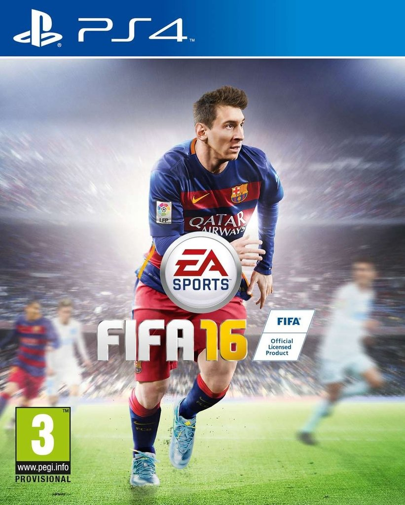 FIFA 16 [PS4 Digital]