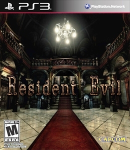 Resident Evil HD Remaster [PS3 Digital]
