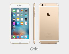 iPhone 6S Plus 64 GB Gold