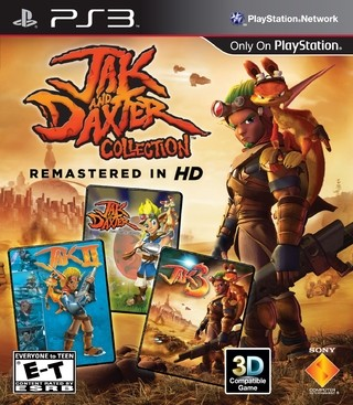 Jak And Daxter Collection [PS3 Digital]