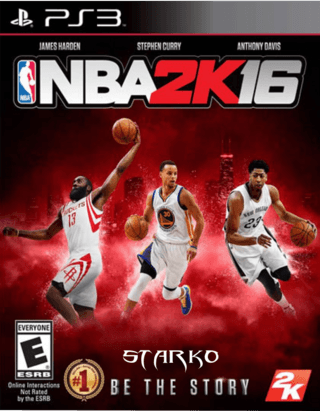 NBA 2K16 [PS3 Digital]