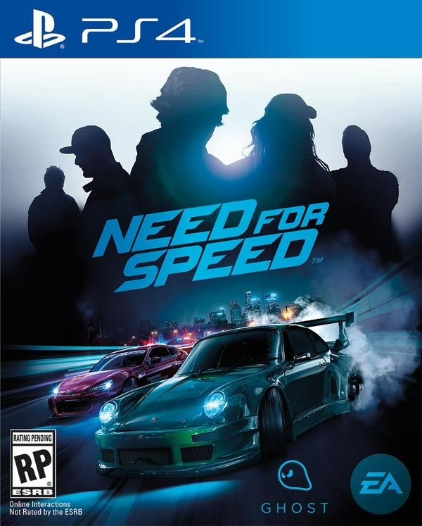 Need For Speed [PS4 Digital]
