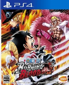 One Piece; Burning Blood [PS4 Digital]