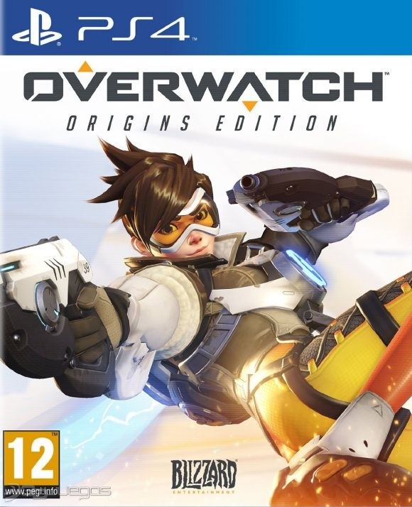 Overwatch: Origins Edition [PS4 Digital]