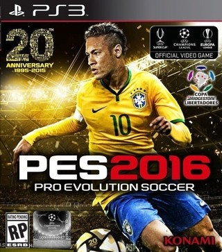 PES 16 - Pro Evolution Soccer 2016 - 20th Anniversary Bundle [PS3 Digital]