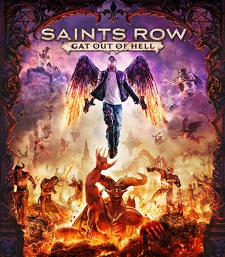 Saints Row: Gat Out of Hell [PS4 Digital]