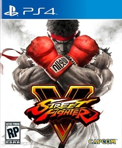 Street Fighter V [PS4 Digital]