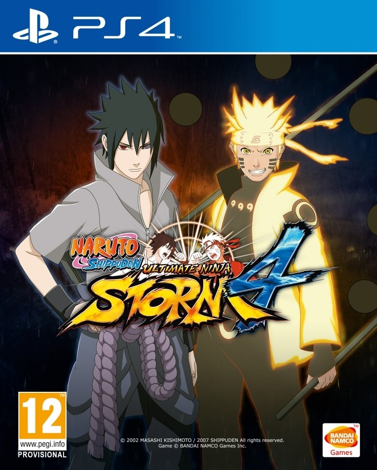 NARUTO SHIPPUDEN: Ultimate Ninja STORM 4 [PS4 Digital]