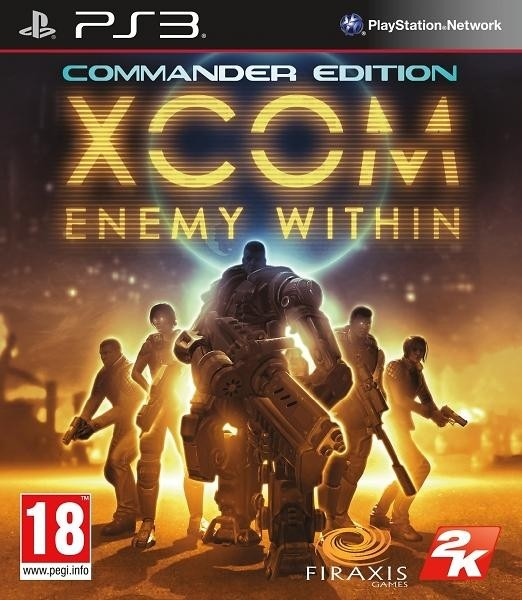XCOM Enemy Within [PS3 Digital]