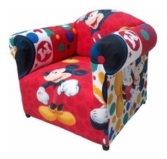 Sillon Infantil Disney Minnie/mickey/cars