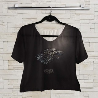 T shirt - Game Of Thrones - House Stark