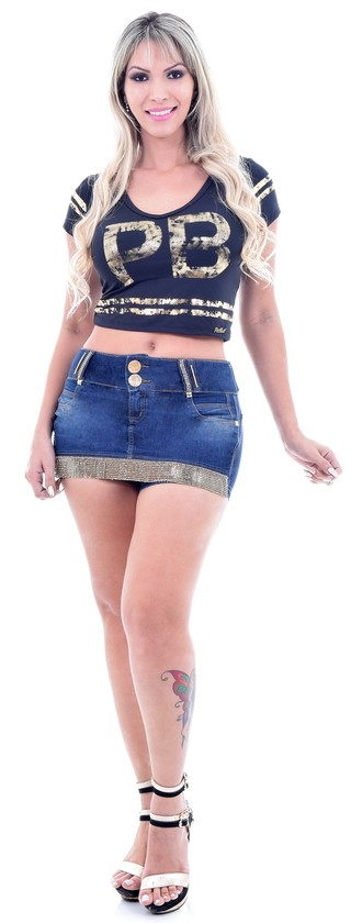 Short Saia -30%OFF