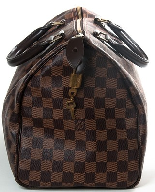 Bolsa Louis vuitton speedy damier 30