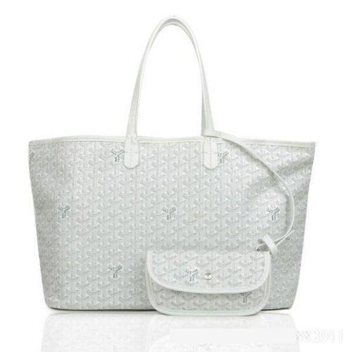 Bolsa Osklen Split Branca : Bolsa goyard branca comprar em polygrifes