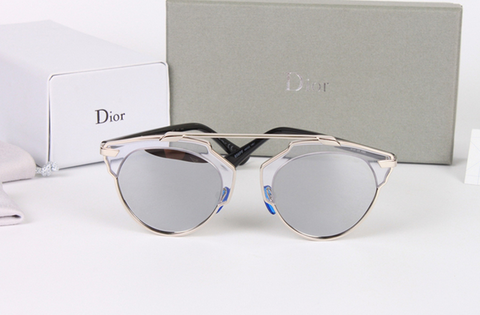 Dior so real prata