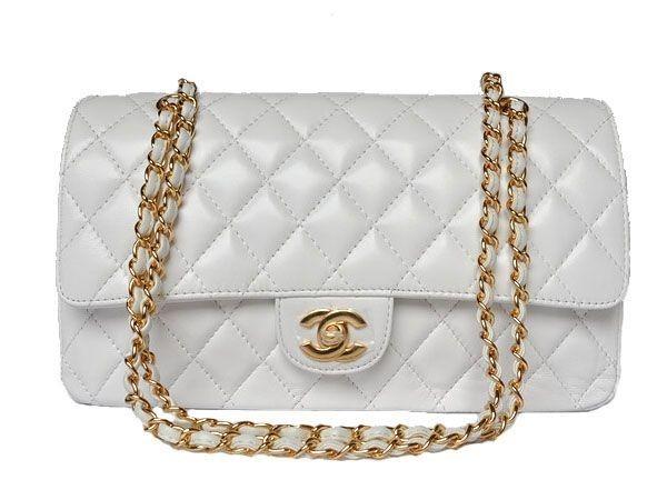 Bolsa Osklen Split Branca : Bolsa chanel branca comprar em polygrifes