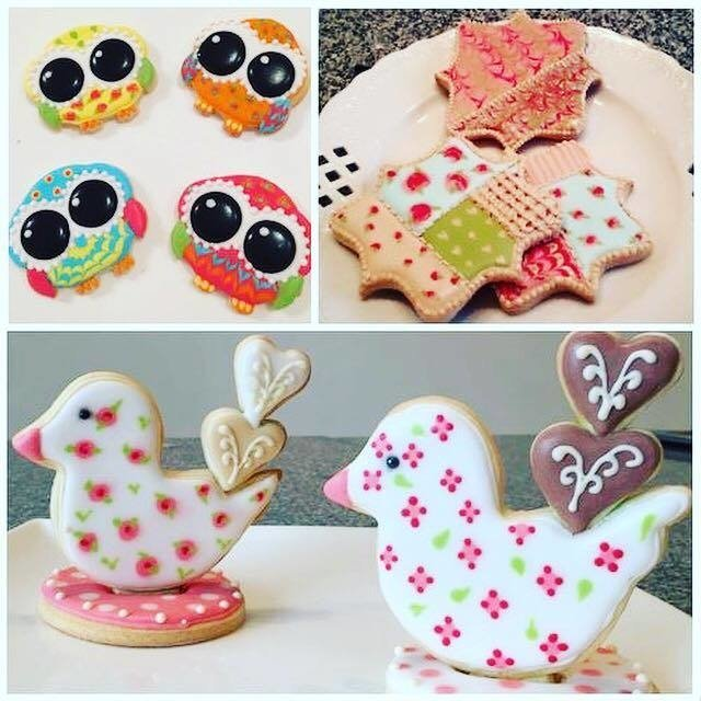 ABC COOKIES DECORADAS SABADO 16/03 DE 10.00 A 17.00 HRS.