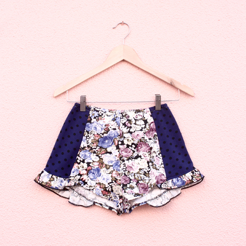 Short VOLADOS - Flor multi