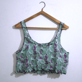Musculosa Crop PARIS - iulka