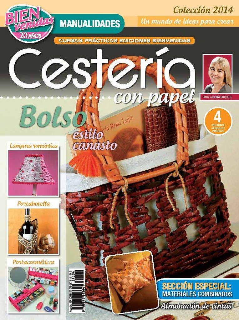 Cesteria con Papel 2014 Nº 04