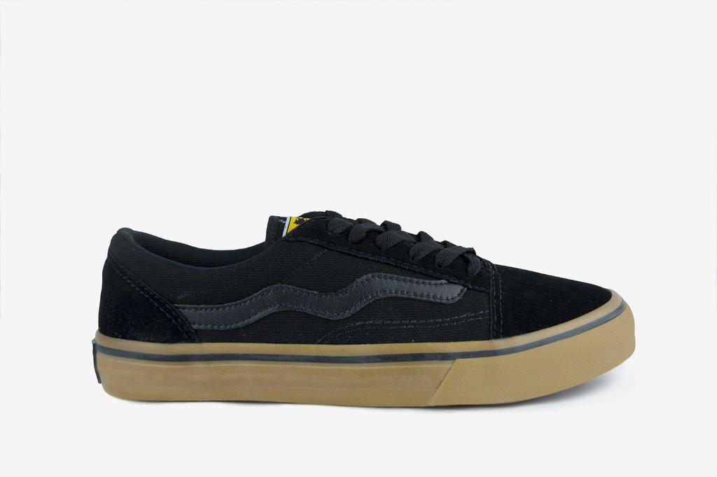 Tênis Mad Rats Old School Preto Crepe