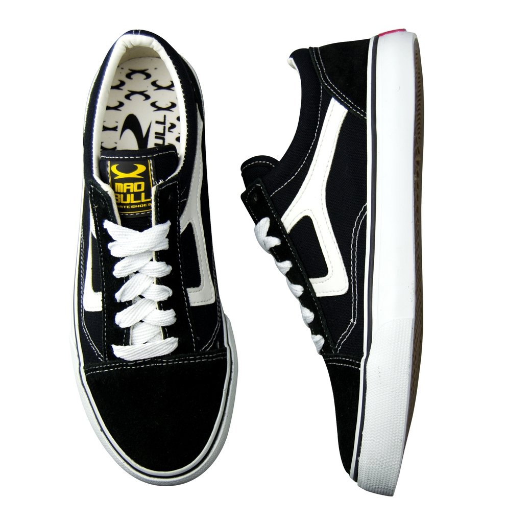Tenis Mad Bull New School Preto