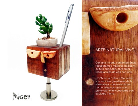 Ngen - Arte Natural Vivo