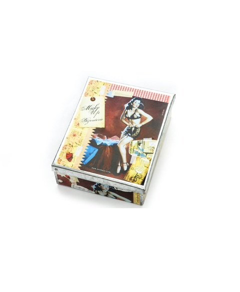 Caja chica Pin Up