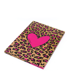 Carpeta Animal Print