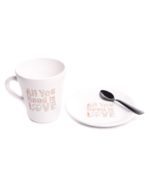 Set de desayuno All you need is Love - comprar online