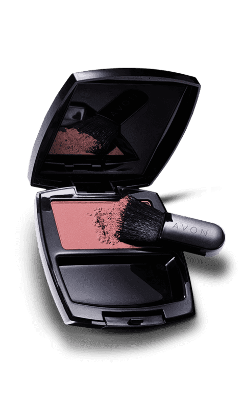 Avon Ideal Luminous Blush compacto PINK
