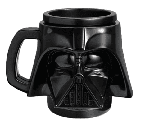 Avon Moda e Casa Caneca Star Wars Darth 250ml