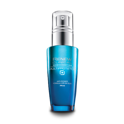 Avon Renew Clinical Dermocosmético Multiprotetor Antioxidante FPS 50 FPUVA 19,2 30ml 52362-0