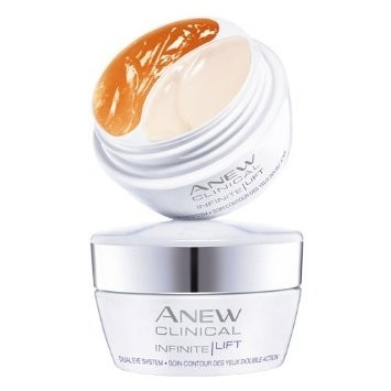 Renew Clinical Infinite Lift Duo Creme/Gel para contorno dos olhos 10g+10g 51339-1