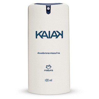 Natura Desodorante Spray Masculino Kaiak 100ml 08182