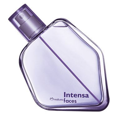 Natura Faces Intensa Desodorante Colônia Feminino 75 ml 40080
