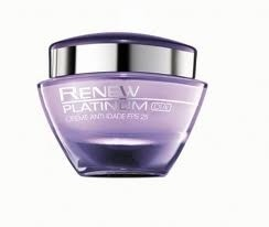Renew Platinum Dia Creme Anti-Idade FPS 25 60+ 50g 51284-9