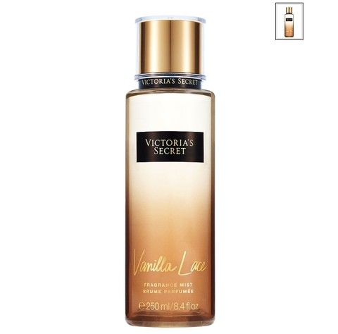 Victoria's Secret Vanilla Lace Fragrance Mist 250 ml  Nova Embalagem 2017