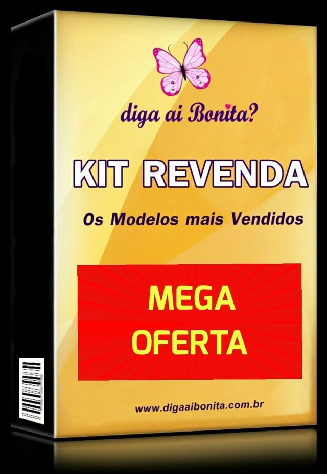 Kit Pronto com Vinte e Cinco Cartelas de Películas para Unhas - Cod. KIT- 01