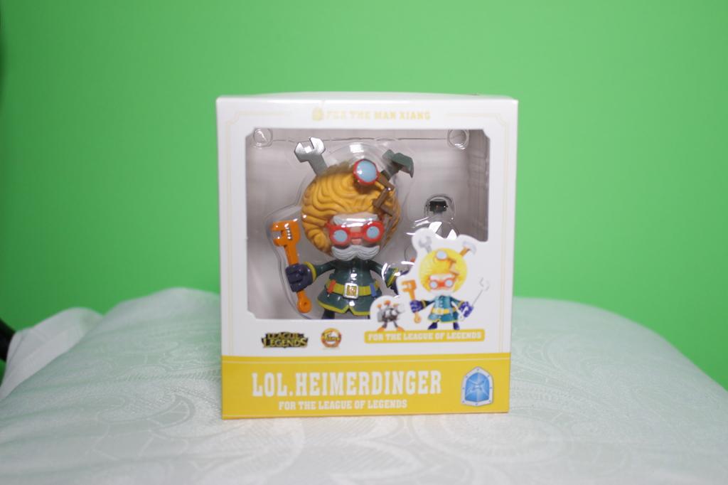 Heimerdinger - Figura League of Legends