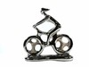 2094 - ESCULTURA HOBBY COLLECTION BIKE M 26CM