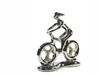 ESCULTURA HOBBY COLLECTION BIKE M 26CM na internet