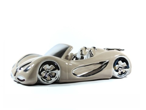 ESCULTURA HOBBY COLLECTION CARRO 30CM na internet