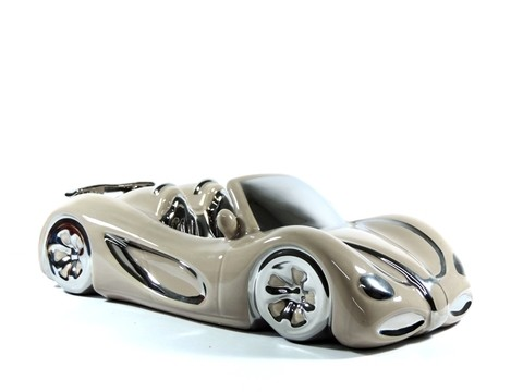 ESCULTURA HOBBY COLLECTION CARRO 30CM