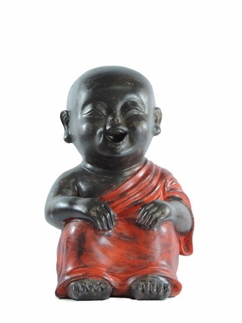 ESTATUETA BUDAH SMILE COLLECTION  29CM