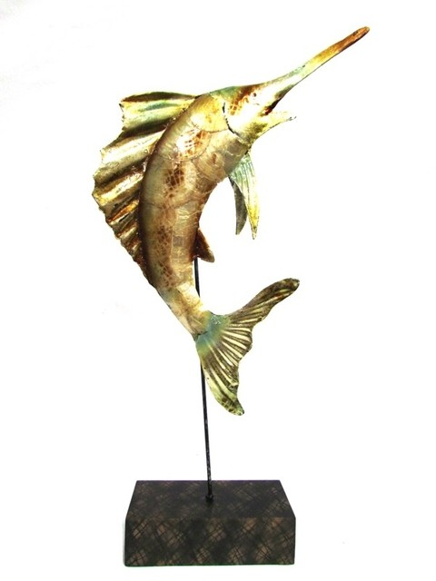 FIG PEIXE MARLIN MT 55CM