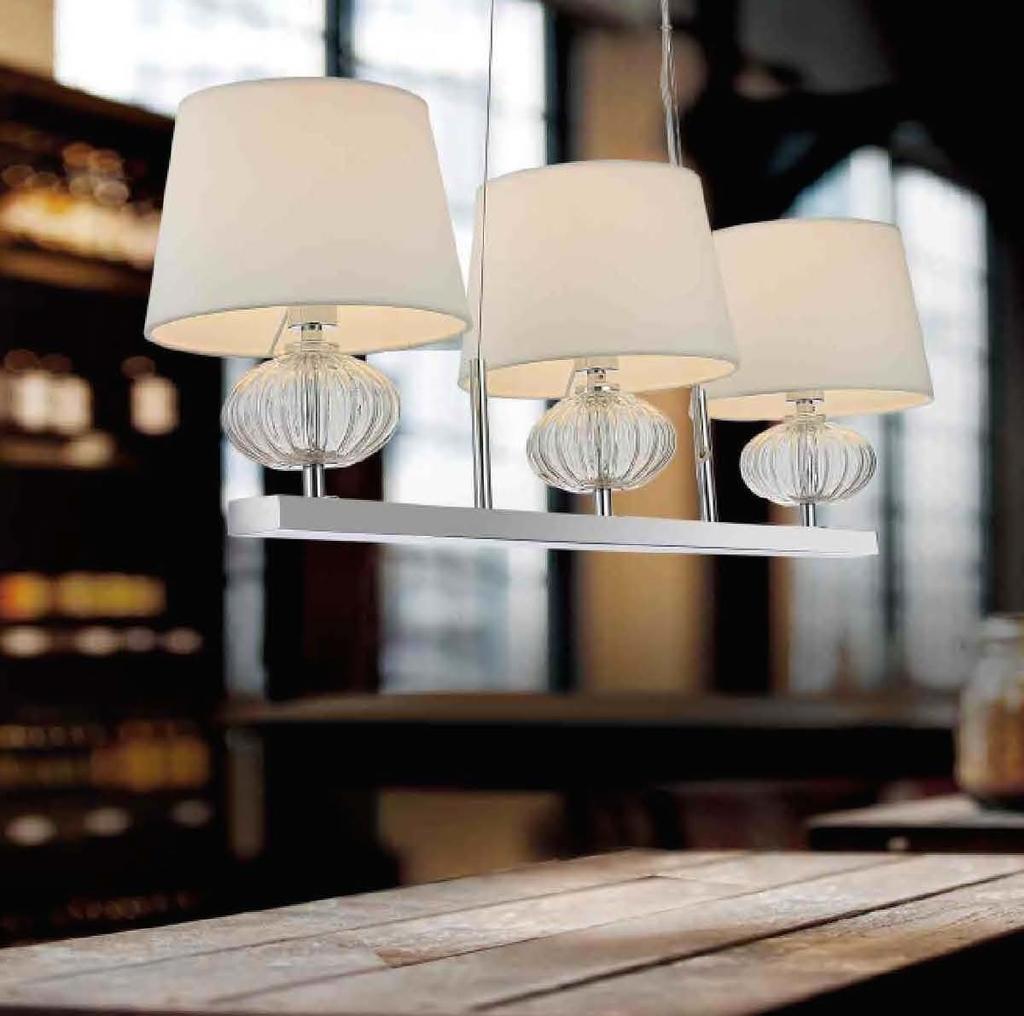 luminaria pendente 3 cupulas para bancada cozinha balcao bar aco inox  #9A6A31 1024x1016