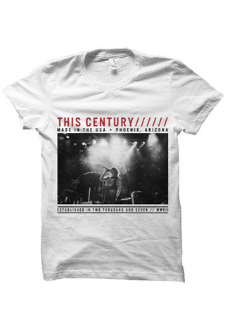 The Maine - Live Tee [Camiseta]